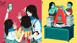 Dark And Powerful Illustrations Show Whats Wrong With Our Society