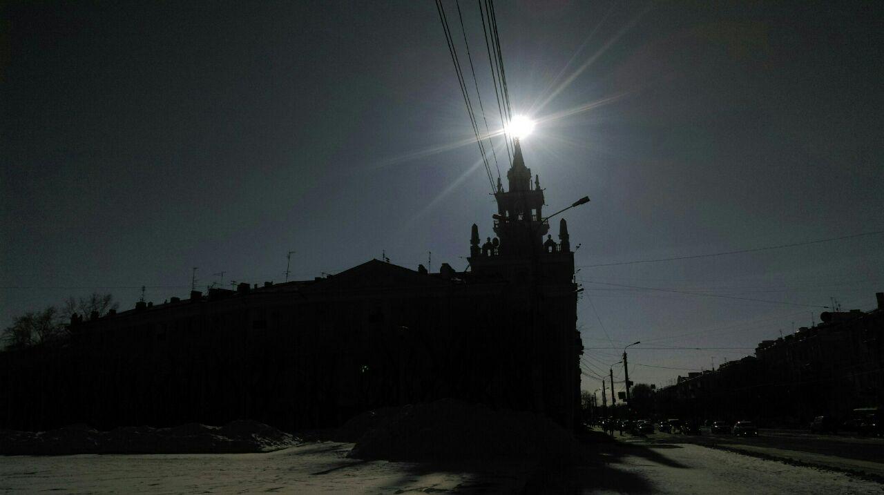 Спокойной ночи, Комсомольск