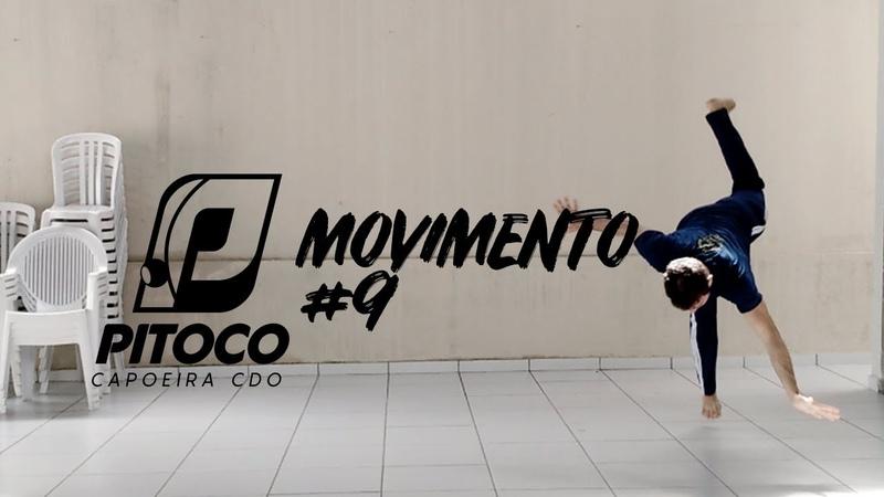 Capoeira - Movimento Pitoco CDO 9