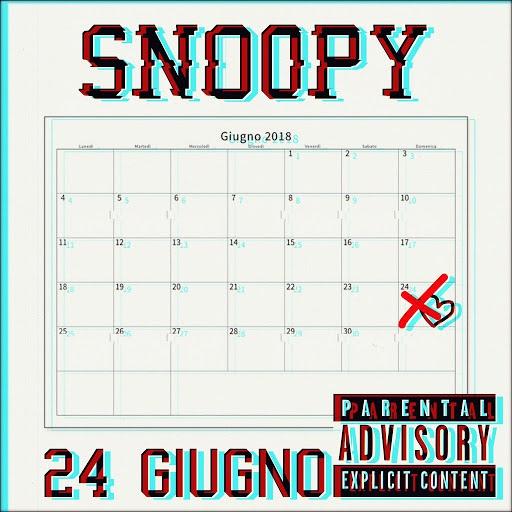 Snoopy альбом 24 Giugno