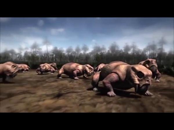 Армагеддон животных: Эпизод 3: Великое вымирание (русский версия)