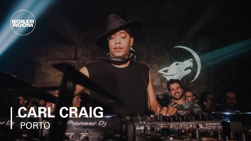 Carl Craig   Boiler Room x Eristoff Into The Dark Porto