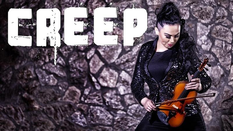 Radiohead - Creep (Violin Cover Cristina Kiseleff)