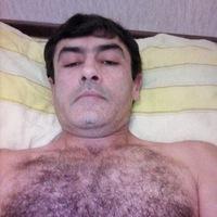 Анкета Али Дусов