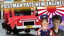POSTMAN PAT GETS AN ENGINE UPGRADE *RB26*