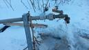кран незамерзающий испытание при низкой температуре