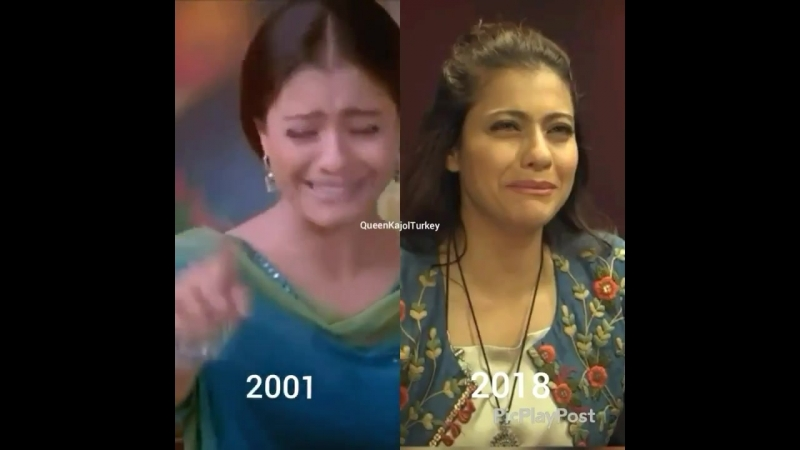 So cute she is Gamla nahi vase @KajolAtUN @TeamKajol @HelicopterEela