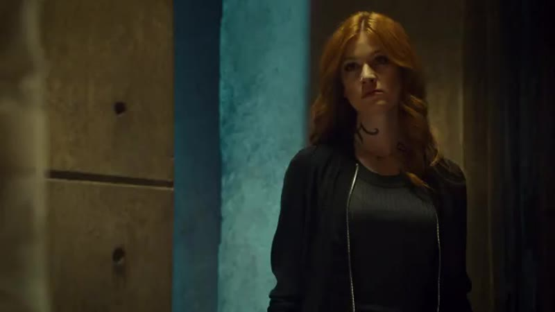 VIDEO Shadowhunters 3x17 Sneak Peek Clary wants to know where the Morning Star sword is. SHSpoilers - via DisneyABC Press.mp4