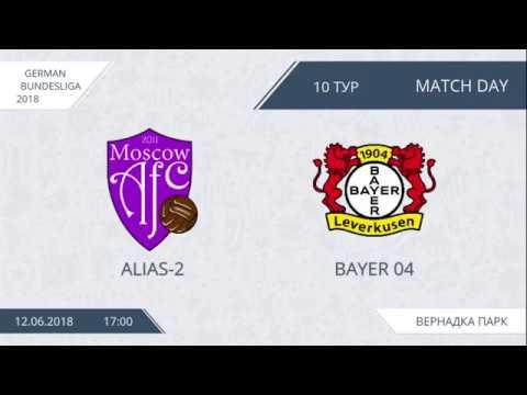 AFL18. Germany. Bundesliga. Day 10. Alias-2 - Bayer 04