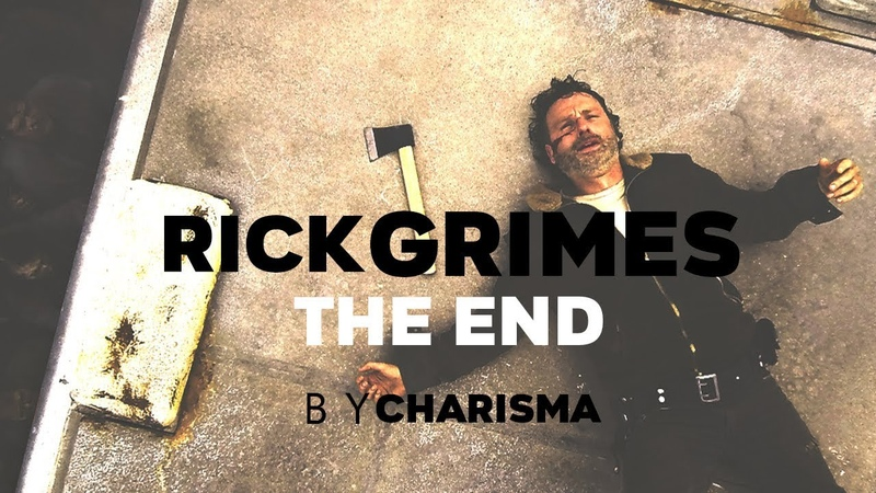Rick Grimes - The End. AndrewLincoln RickGrimes