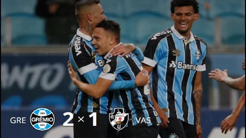 Grêmio 2 x 1 Vasco- Melhores Momentos | Brasileirão Série A 13/07/2019