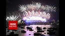 New Year 2018 First cities welcome New Year with a bang BBC News