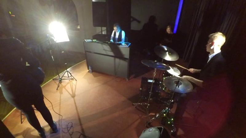 Kenny Barron - Magic Dance (Jazt4 cover)