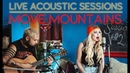 Move Mountains - Live Acoustic Sessions Vol. 2 - SUMO CYCO