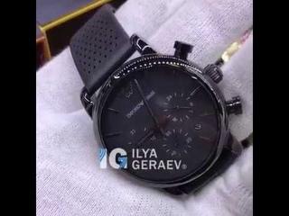 Купить мужские наручные часы ARMANI