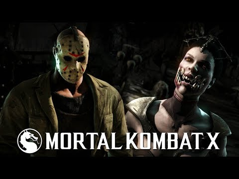 MK X играю онлайн за ваших персонажей Mortal Kombat X . Я новичок