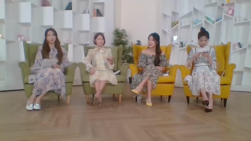 "[LIVE] 190417 KBS JOY ""Trend With Me"""