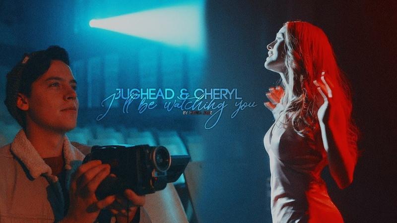 Cheryl jughead   i'll be watching you (au)