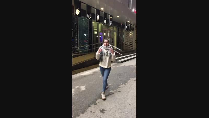 Алина выиграла путевку в Париж