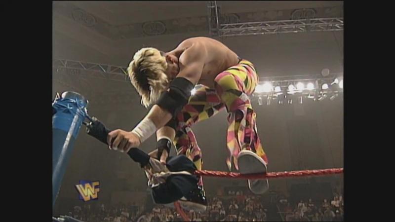 Jeff Hardy vs Hunter Hearst Helmsley 14 08 1995 смотреть онлайн без регистрации