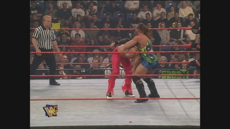 Jeff Hardy vs. Rob Van Dam 12.05.1997