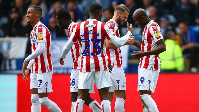 HIGHLIGHTS: Sheffield Wednesday v Stoke City
