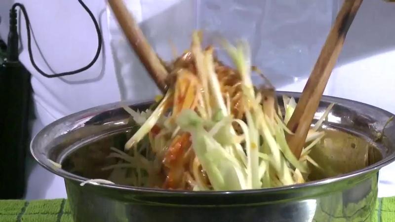 Healthy Bites Mango Salad