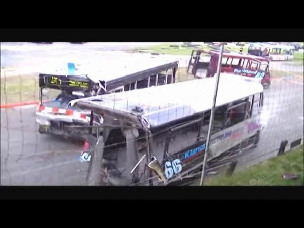 Bus - Coach Banger Racing