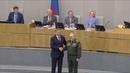 Вячеслав Володин вручил награды за заслуги в развитии парламентаризма