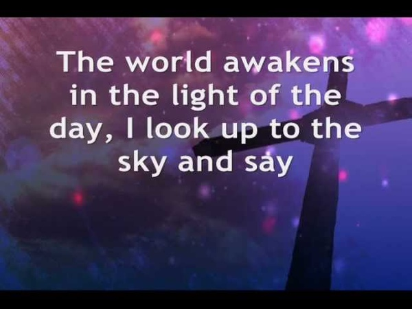 MercyMe-You're Beautiful Lyrics Video