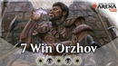 The Color Challenge Ep 8 Orzhov Black White Dawn of Hope Healing Control MTG Arena Deck Guide