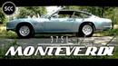MONTEVERDI 375L 1973 - Full test drive in top gear - Engine sound SCC TV