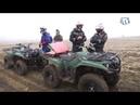Сюжет ТВ Миллет Учения КРЫМ-СПАС в горах на квадроциклах