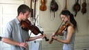Roscoe (fiddle and viola)