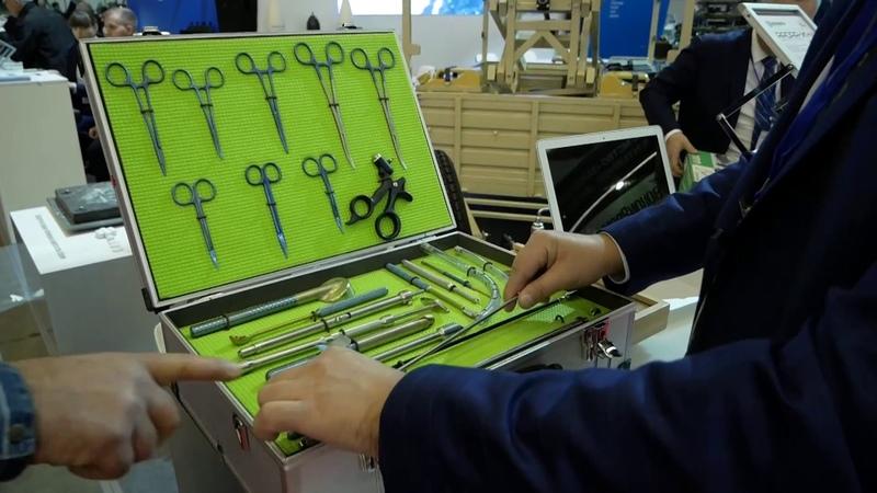 Інноваційний набір хірургічних інструментів