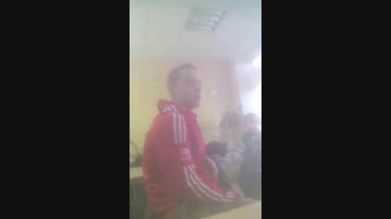 Санёк Кабешов - Live