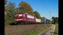 103 245 Überführung, BR 50 mit Sonderzug, Loko Train, CLR 155 uvm. auf der Frankenwaldbahn