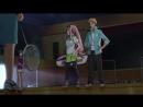 Hanebado 3 серия русская озвучка Shoker Бадминтон Аяно Ханэсаки 03