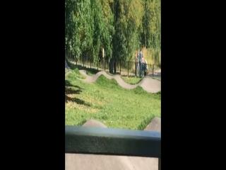 Памп трек Казань