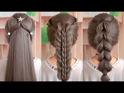 26 Braided Back To School HEATLESS Hairstyles! 🌺 Best Hairstyles for Girls | Part 17