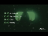 Architect and Synthetic Lab Ezor and Boseg- Live @ Integration Citate Forms (15.08.2018)