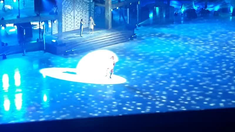Новогоднее ледовое шоу Щелкунчик и Мышиный король в Минске
