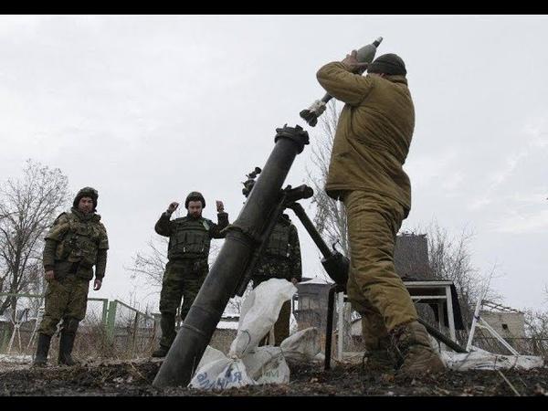 Сообщение представителя Народной милиции ДНР о военной обстановке на Донбассе - 13 января 2019 г.