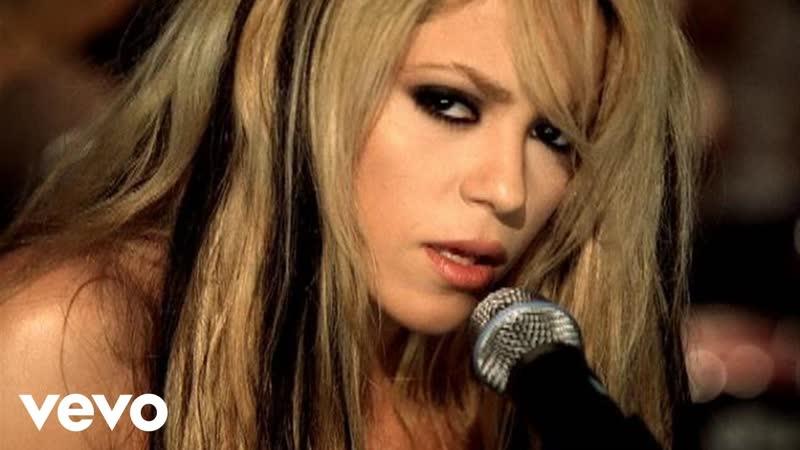 Shakira Objection Tango 2002 Full HD 1080p