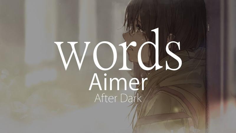 HD After Dark Aimer words 中日字幕