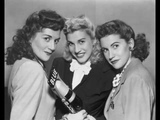 I Love You Much Too Much (1943) - The Andrews Sisters
