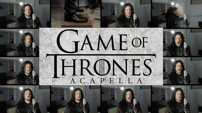 Game of Thrones (ACAPELLA) - Main Theme