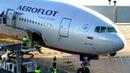 Перелёт Владивосток-Москва Boeing 777-3M0ER рейс SU-1701