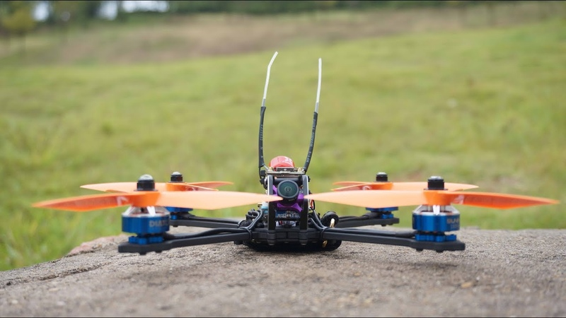 Flying Diatone GT-M515 FPV Racing Drone with Underground FPV Nirvana