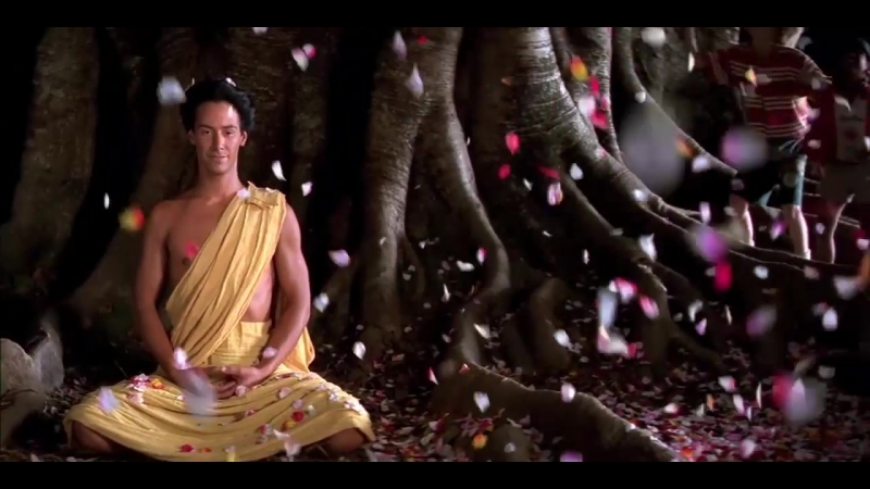 Просветление Фрагмент из фильма Маленький Будда